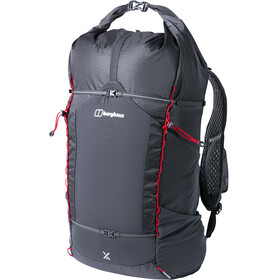 Berghaus Fast Hike 45 Backpack Carbon/Haute Red